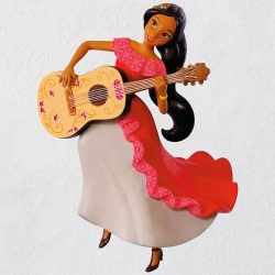 Disney Elena of Avalor Ready to Rule Ornament