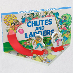 Family Game Night Chutes and Ladders® Ornament