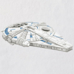 Solo: A Star Wars Story™ Millennium Falcon™ Ornament With Light
