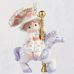 Disney Mary Poppins Precious Moments® Porcelain Ornament