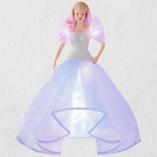 Barbie™ Angel Lights Tree Topper With Light