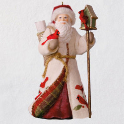 Happy Memories Father Christmas Ornament copy