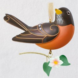 Beauty of Birds Robin Ornament