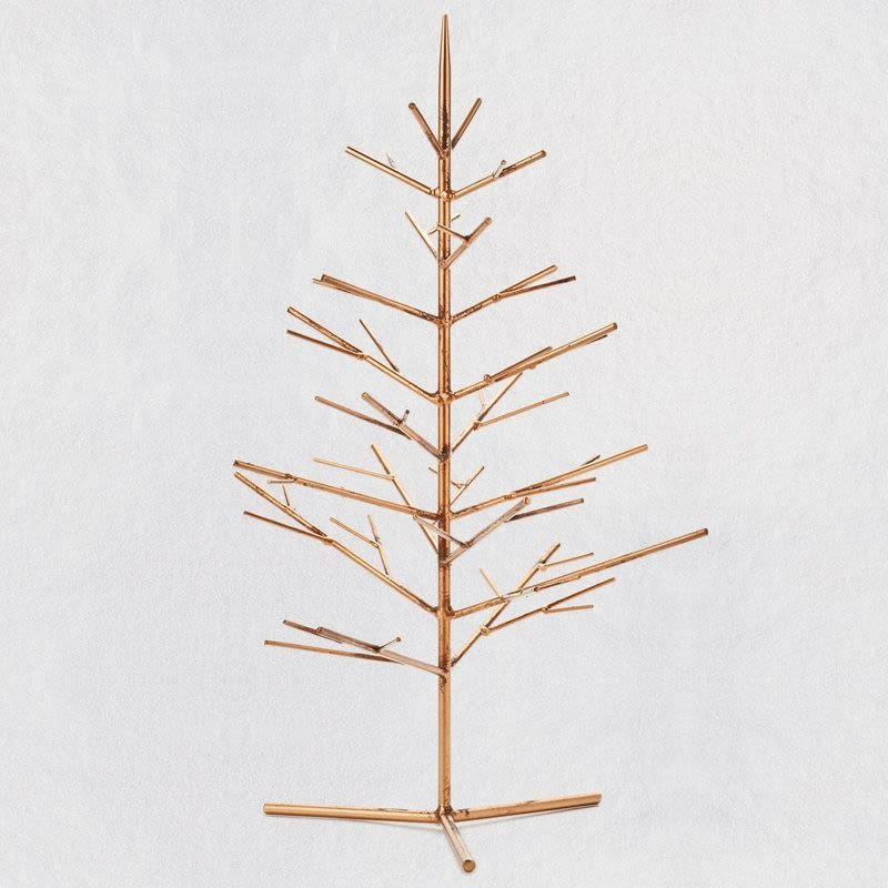 Metal Tabletop Christmas Tree: Hallmark Awesome Gifts