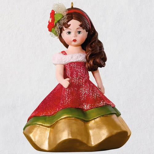 Madame Alexander Holidazzle Ornament