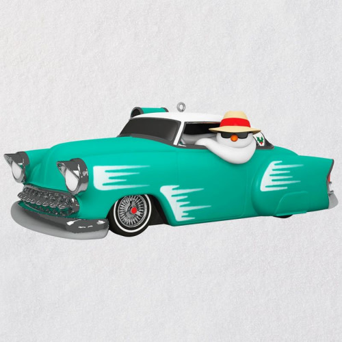 Lowrider® Low N' Sno Musical Ornament