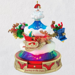 Christmas Carnival Journey to the Stars Musical Ornament