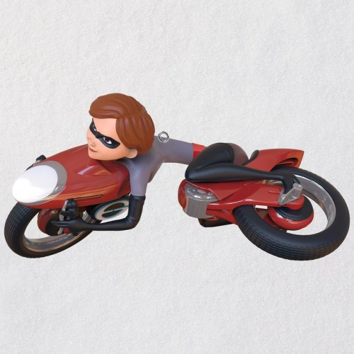 Disney/Pixar Incredibles 2 Elastigirl Rides Again Ornament