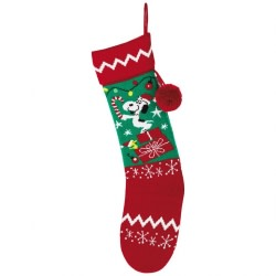 Peanuts® Snoopy Knit Christmas Stocking