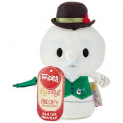 itty bittys® Rudolph the Red-Nosed Reindeer®, Sam the Snowman™