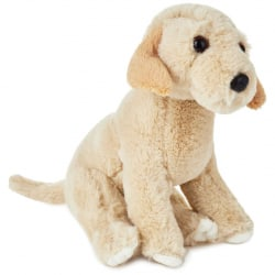 Labrador Retriever Dog Stuffed Animal, 7