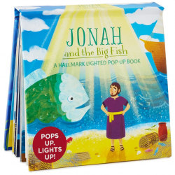 Jonah and the Big Fish Lighted Pop-Up Book
