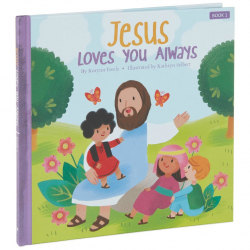 Jesus Loves You Always Book