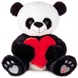 Bear Hugs Panda Cub Musical Stuffed Animal, 11