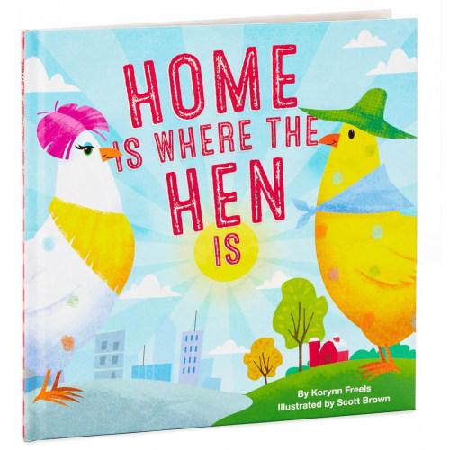 Home Is Where the Hen Is Boo