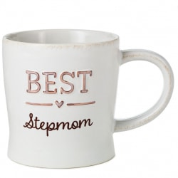 Best Stepmom Ceramic Mug