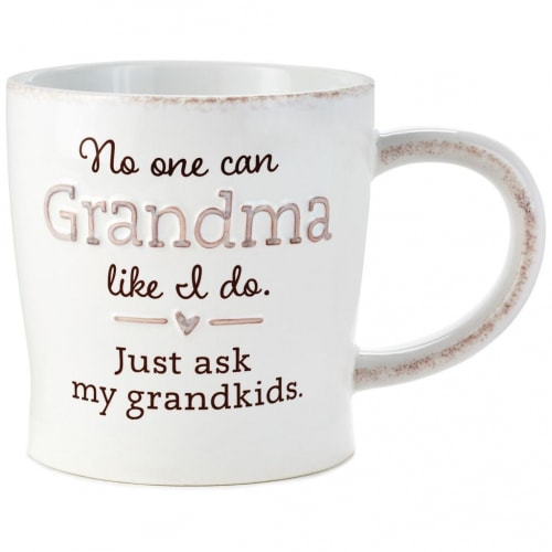 No One Can Grandma Like I Do Mug