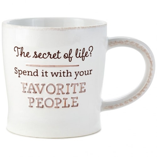 Spend Life With Your Favourite People Mug