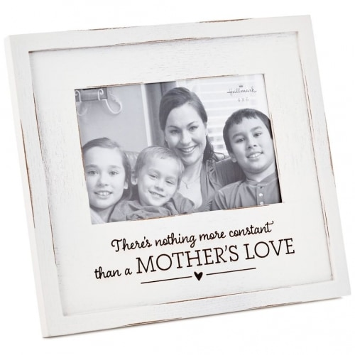 A Mother's Love Wood Picture Frame