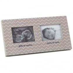 Coming Soon/Just Arrived Picture Frame