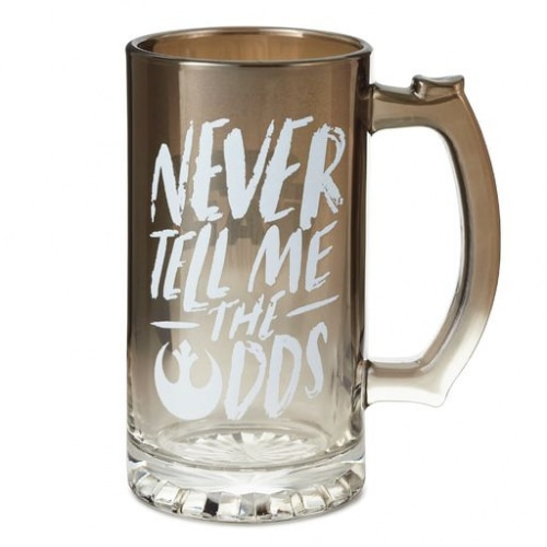 Star Wars™ Han Solo™ Never Tell Me The Odds Large Mug