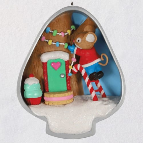 Cookie Cutter Christmas Ornament