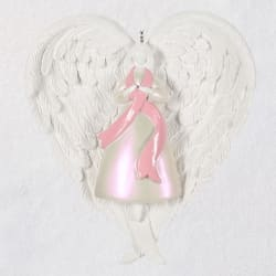 Angel of Heart Ornament Benefiting Susan G. Komen