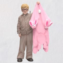 A Christmas Story™ Ralphie Gets a Gift Ornament