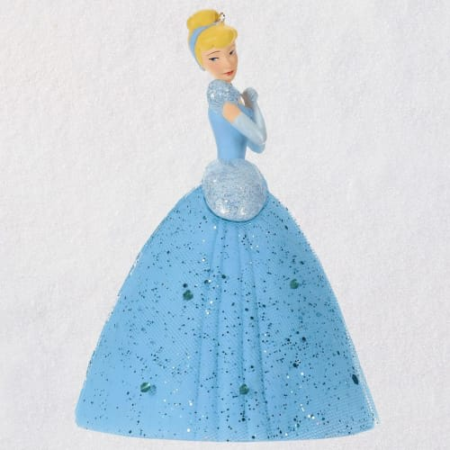 Disney Cinderella A Dream Come True Ornament