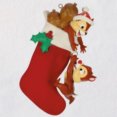 Disney Chip and Dale Stocking Stuffers Ornament