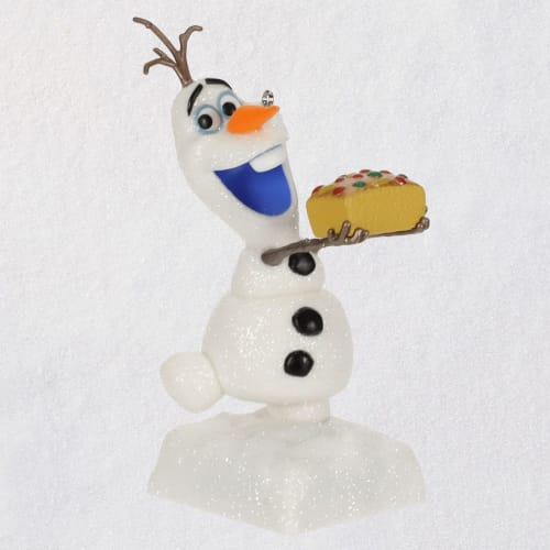 Disney Olaf's Frozen Adventure That Time of Year Ornament