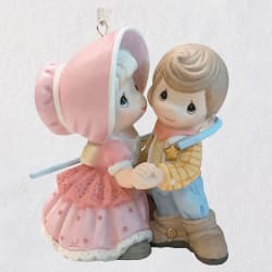 Disney/Pixar Toy Story Woody and Bo Peep Precious Moments®