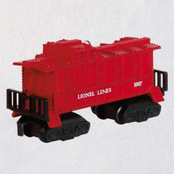 Lionel® 1007 Caboose Metal Ornament