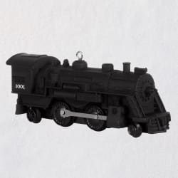 Lionel® Trains 1001 Scout Locomotive Metal Ornament