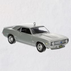 1969 Chevrolet® Camaro™ ZL1 50th Anniversary Metal Ornament