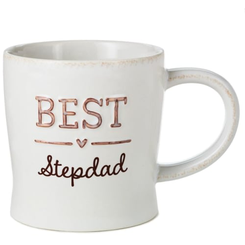 Best Stepdad Ceramic Mug