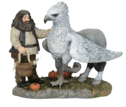 A Proud Hippogriff, Indeed
