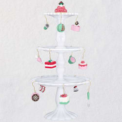 Bake Up Some Yum Miniature Tree Set