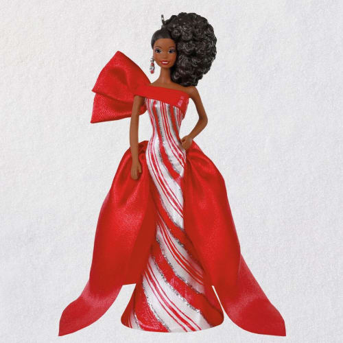 2019 African-American Holiday Barbie™ Doll Ornament