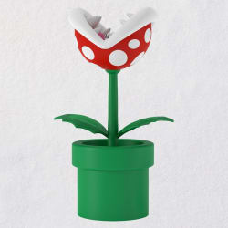 Nintendo Super Mario™ Piranha Plant Ornament