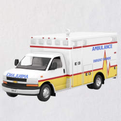 Chevrolet® 2012 G4500 Ambulance Ornament