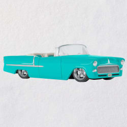 Keepsake Kustoms 1955 Chevrolet® Bel Air™ Metal Ornament