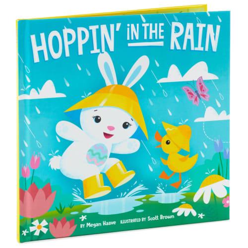 Hoppin' in the Rain Book