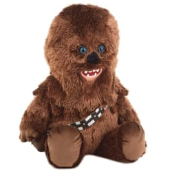 Star Wars™ Chewbacca™ Hug and Play Stuffed Animal With Sound