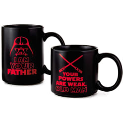 Star Wars™ Father and Child Stacking Mugs