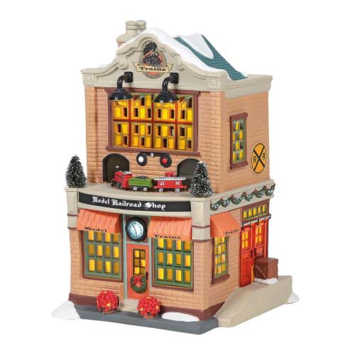 Model Railroad Shop