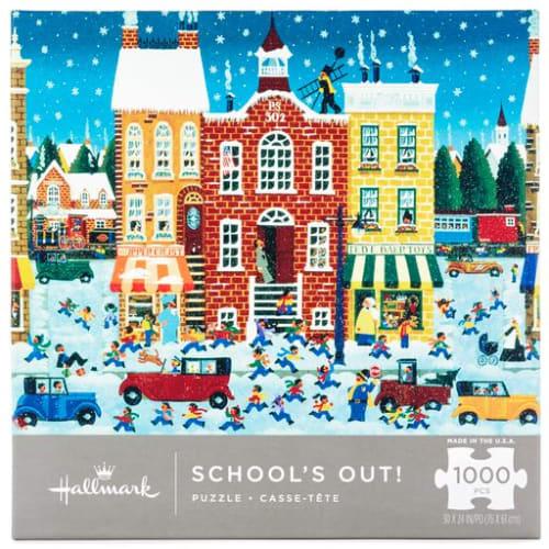 School's Out! Puzzle 1,000 Pieces