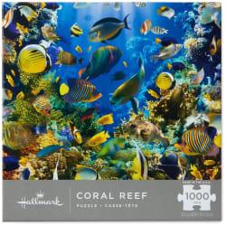 Coral Reef 1000-Piece Puzzle