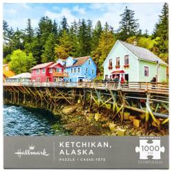 Ketchikan, Alaska 1,000-Piece Puzzle