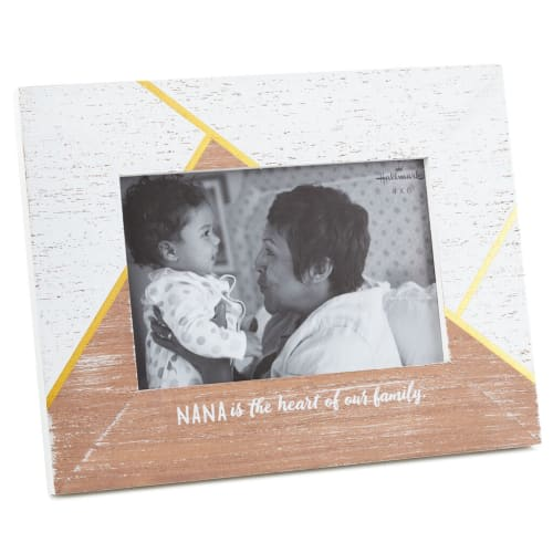 Nana Heart of Our Family Picture Frame